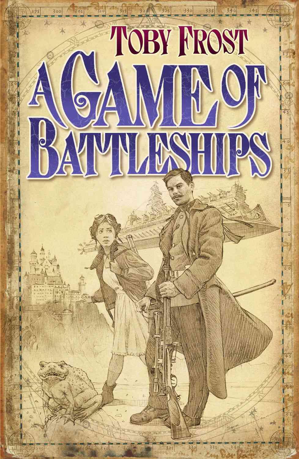 A Game of Battleships By Frost, Toby